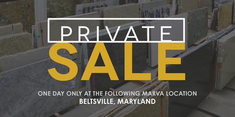 PRIVATE SALE - One Day Only Event tickets
