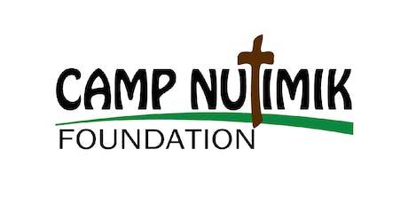 2019 Camp Nutimik Foundation Gala tickets