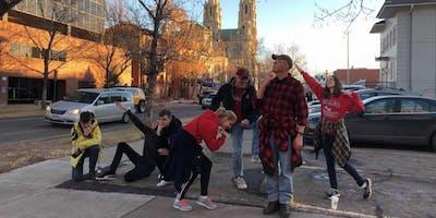 Denver Let's Roam Treasure Hunt:Ghost Tour!
