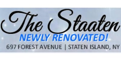 October 9th FREE BRIDAL SHOW at The Staaten in Staten Island, NY