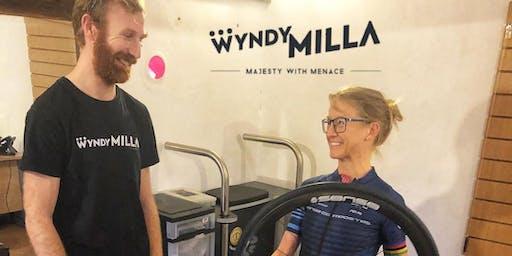 Why A Custom Bike? -  Q&A With Emma Pooley & WyndyMilla