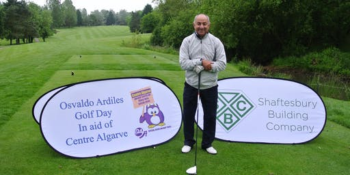 OSVALDO ARDILES GOLF DAY