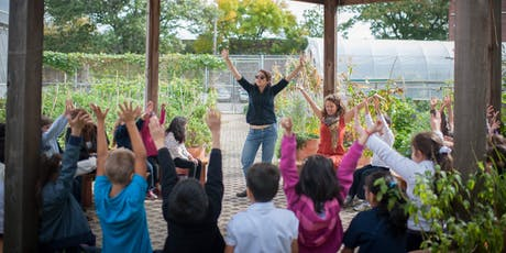 Teaching Early Elementary Students in the Garden and Kitchen tickets