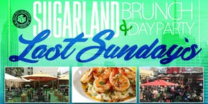 6.30   Last Sundays @ SUGARLAND Brunch/Day Party  ...