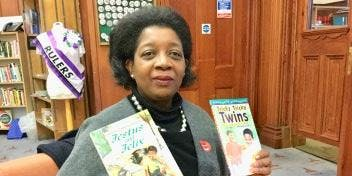 Stories of a Windrush Child and Writer:  An Evening with Dr Velma McClymont (AKA Writer Kate Elizabeth Ernest)