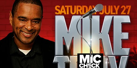 Mike Troy//Mic Check tickets