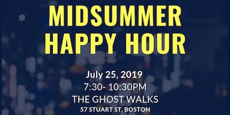 Midsummer Happy Hour tickets