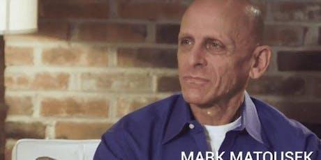 Writing To Awaken with Mark Matousek tickets