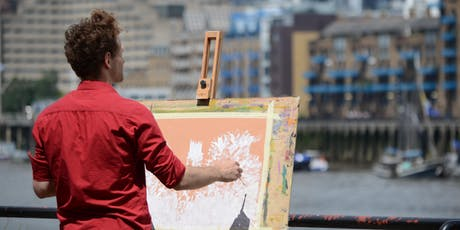 Outdoors Art Course: Painting the River and City with John Myers ENSBA MFA tickets