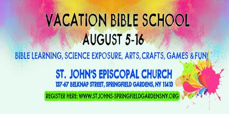 Vacation Bible Summer Camp 2019 tickets