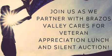 Brazos Valley Cares Veterans Appreciation!   tickets