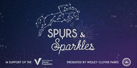Spurs & Sparkles tickets