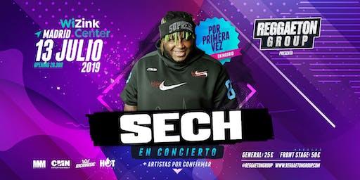 Sech en Madrid (Wizink Center)