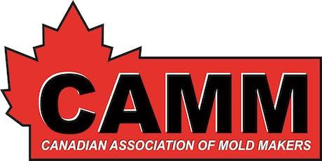 CAMM AGM/Dinner tickets