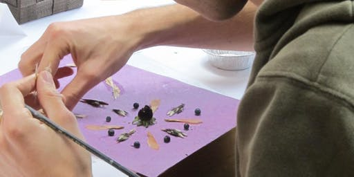 Third Thursdays: Seed Hunting and Quilting with Preserved! artist Shilin Hora
