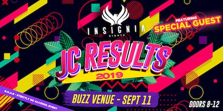 Insignia nights jc results  tickets