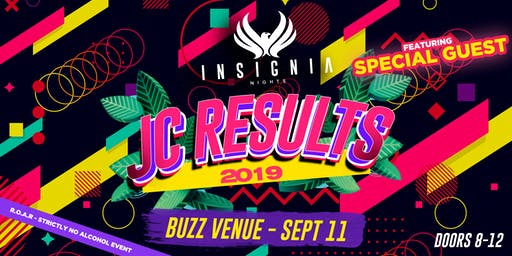Insignia nights jc results