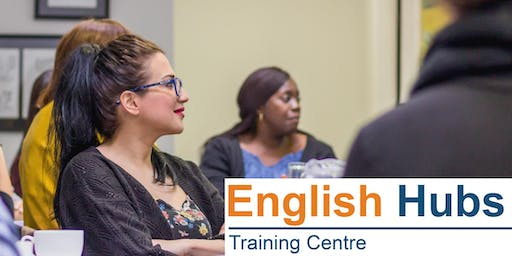 English Hubs Training Day Two - Doncaster