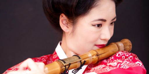 University of Liverpool Lunchtime Concert: Daegeum