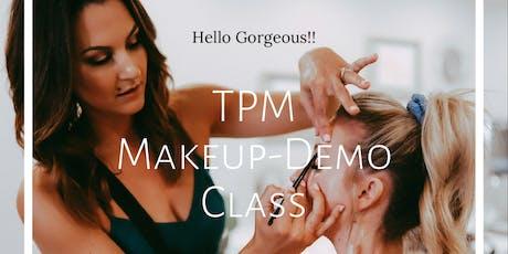 TPM Makeup Demo @Urban Aesthetics  tickets