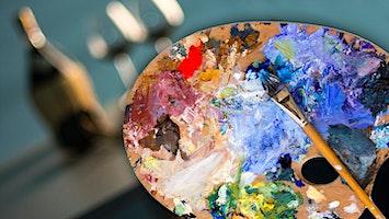 Drink, Paint, Create