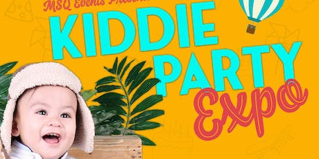Kiddie Party Expo South Leg tickets