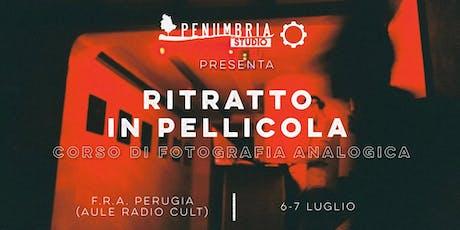 Ritratto in Pellicola | Penumbria Workbench biglietti