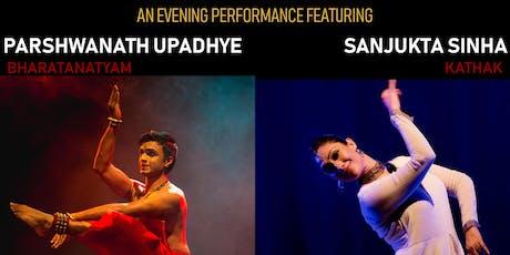 MOMENTUM - Edmonton - PERFORMANCE w/Parshwanath Upadhye & Sanjukta Sinha tickets