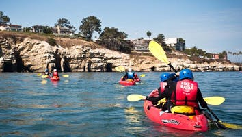 Kayak Tours of the Seven Caves