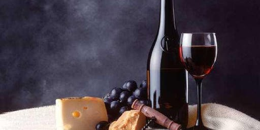 Chocolate, Wine and Cheese please!