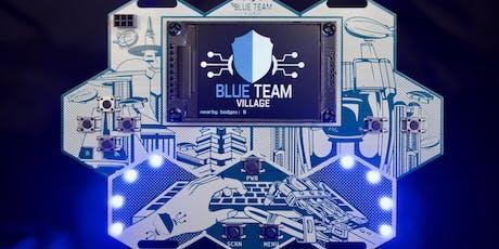 Blue Team Village After Dark Badge (BTVAD) tickets