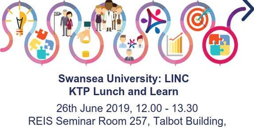 KTP Lunch and Learn - Internal to Swansea University