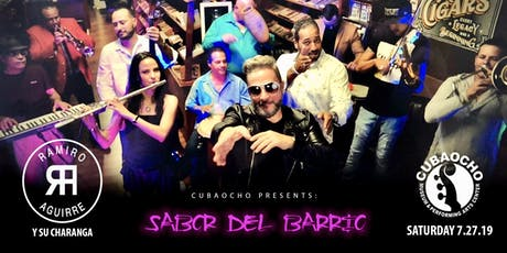 Sabor Del Barrio tickets