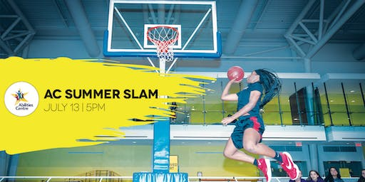 Abilities Centre Summer Slam