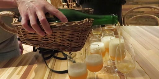 Cantillon and 3 Fonteinen Tasting