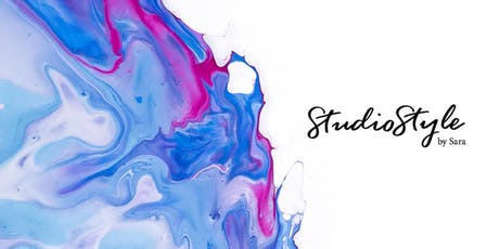 Paint Pouring Workshop | Saturday tickets
