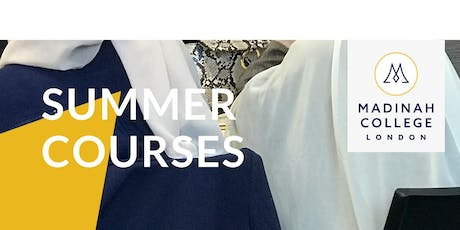 Summer Course: Conversational Arabic & Islamic Studies tickets