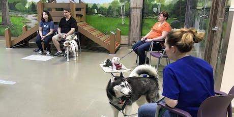 Happy Nail Trims - Dog Behavior Workshop tickets
