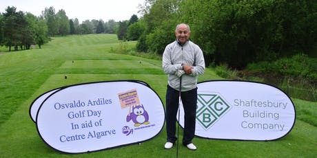 Osvaldo Ardiles Golf day tickets