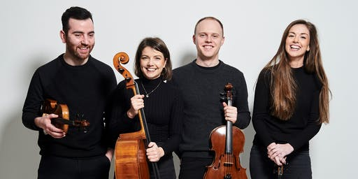 University of Liverpool Lunchtime Concert: Solem Quartet