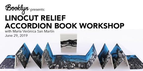 Relief Printed Artists' Book Workshop tickets
