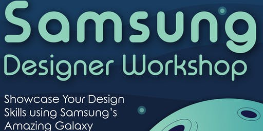 Samsung Designer Workshop July 24th Miami International University of Art & Design