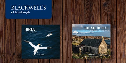 Portraits of Scottish Islands: St Kilda & Lewis and Harris with Alex Boyd
