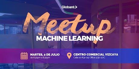 Meetup Machine Learning entradas