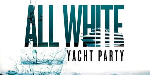 ALL WHITE ATTIRE PRE INDEPENDENCE YACHT PARTY