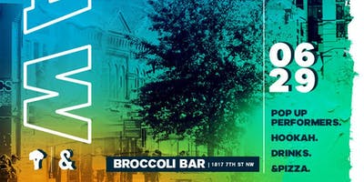 Broccoli City Bar Block Party