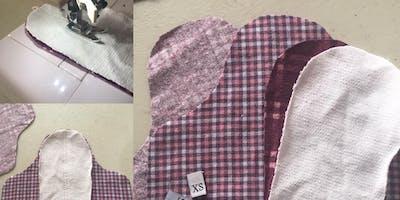 Learn to Make Reusable Sanitary Wear