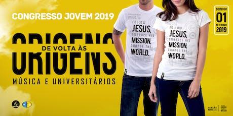 CONGRESSO DE MÚSICA E UNIVERSITÁRIOS - DE VOLTA ÁS ORIGENS ingressos