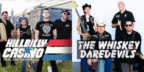 Hillbilly Casino & Whiskey Daredevils tickets