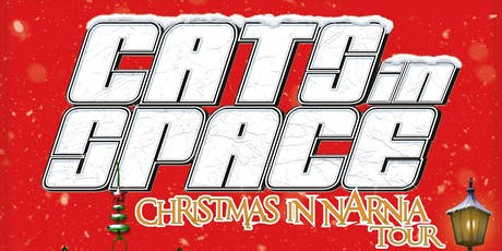 Cats In Space (Engine Rooms, Southampton)  tickets